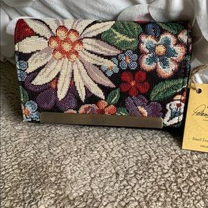 NWT Patricia Nash wallet beautiful colors GIFT